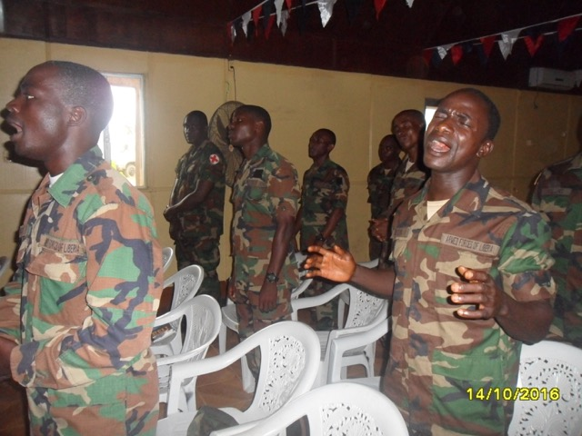 Liberiand CFSMI 2016